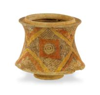 9 Terracotta Grey ware ceramic pot