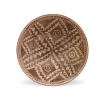 10 Terracotta Grey ware ceramic dish