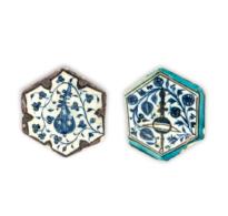 Two Mamluk Tiles