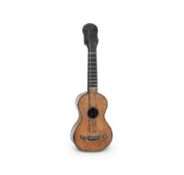 Miniature Guitar by Jean-Baptiste Vuillaume