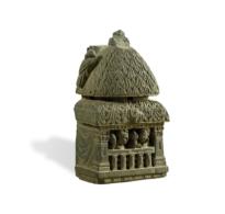 78 Stone Stupa
