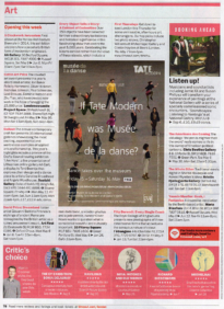 Time Out London - 5 May 2015
