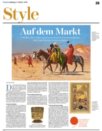 Handelszeitung Magazine – 3 Oct 2019