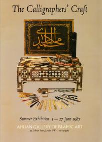 The Calligraphers Craft-catalogue