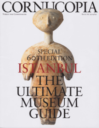 Cornucopia Magazine cover