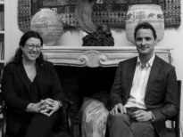Ann Corne and Damian Hoare, Oliver Hoare Ltd