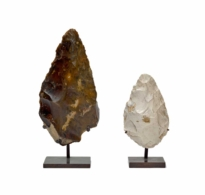 26 • Two Acheulean Hand Axes