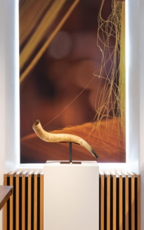 The Natural World exhibition, Oliver Hoare Ltd, a nefir